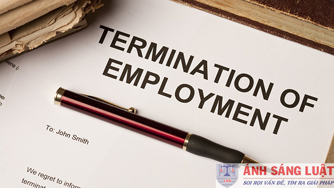 Chấm dứt hợp đồng lao động
